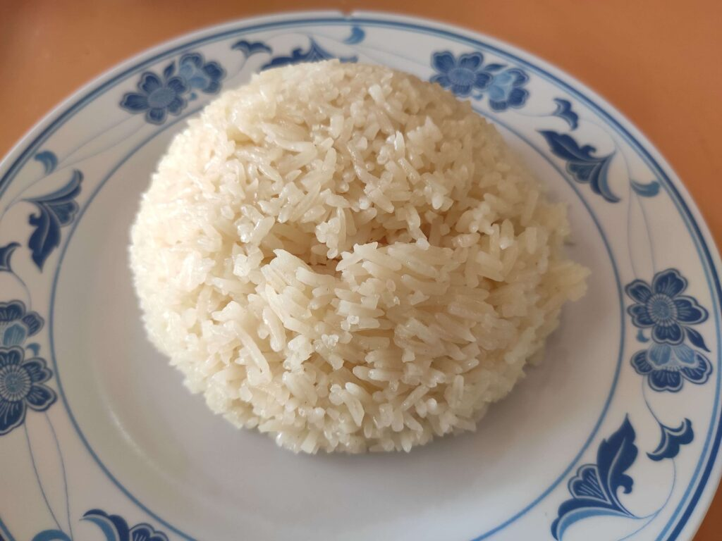 Xin Kee Hainanese Chicken Rice - Old Airport Road: Rice
