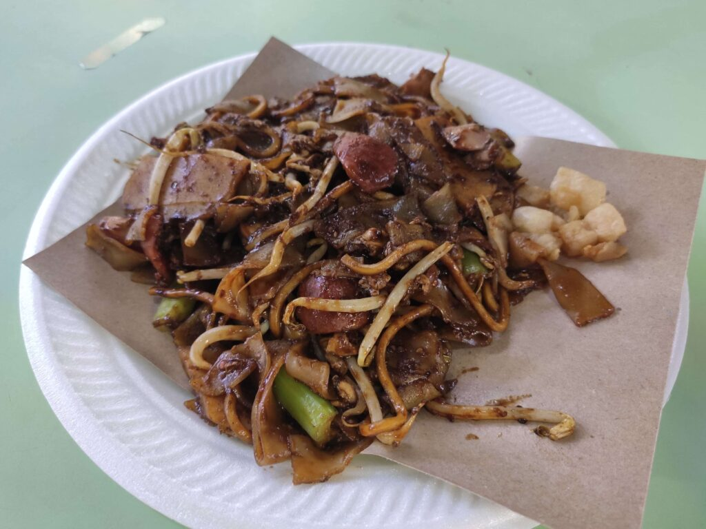 51 Old Airport Road Char Kway Teow: Fried Kway Teow