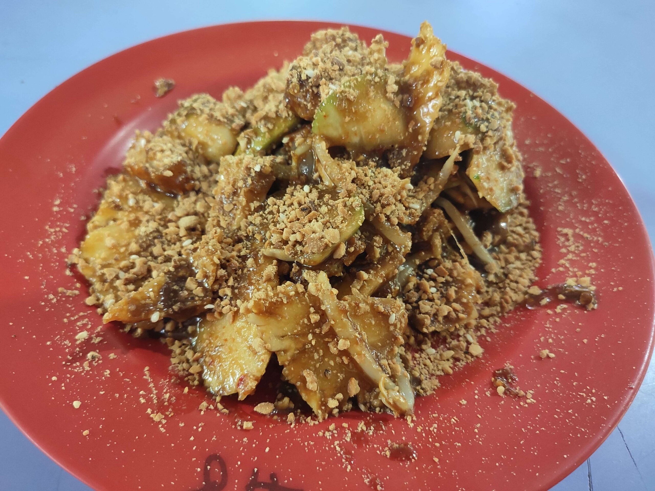 Lau Pa Sat Cooked Food: Rojak