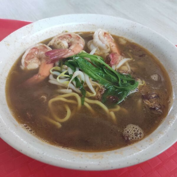 Review: Mouth Watering Fresh Prawn Noodles (Singapore)