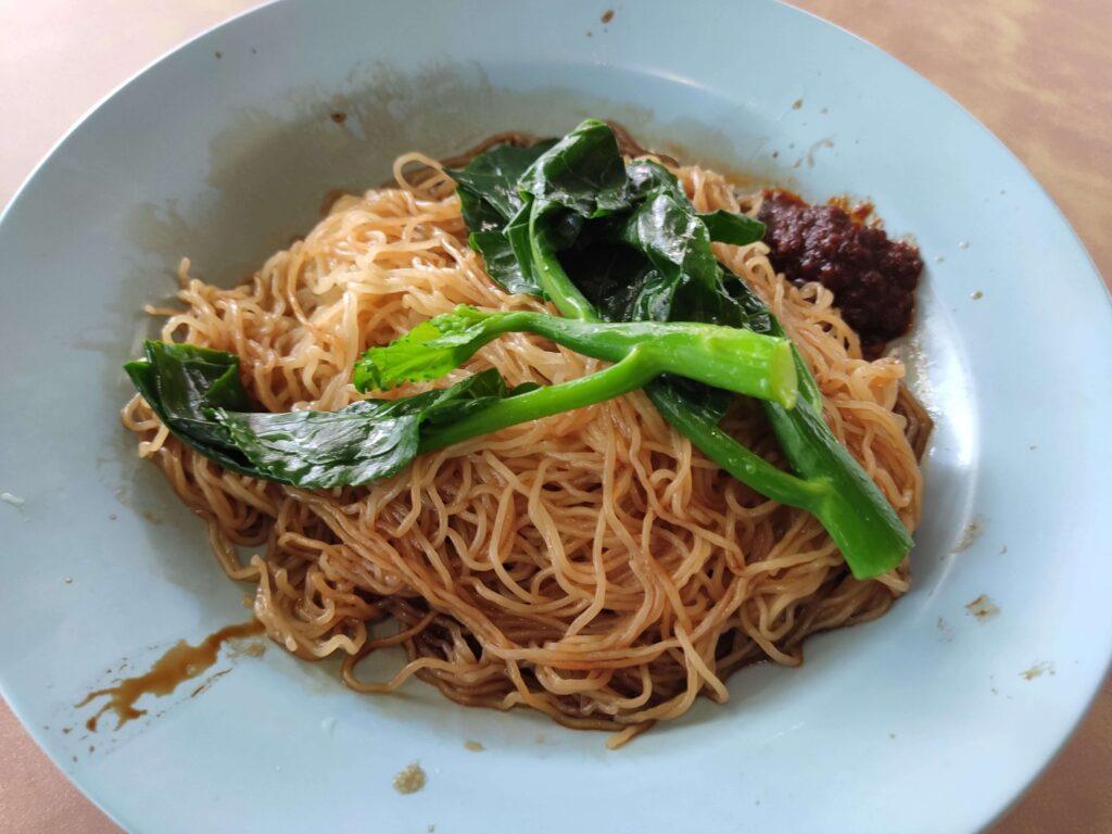Xiang Jiang Soya Sauce Chicken: Noodles