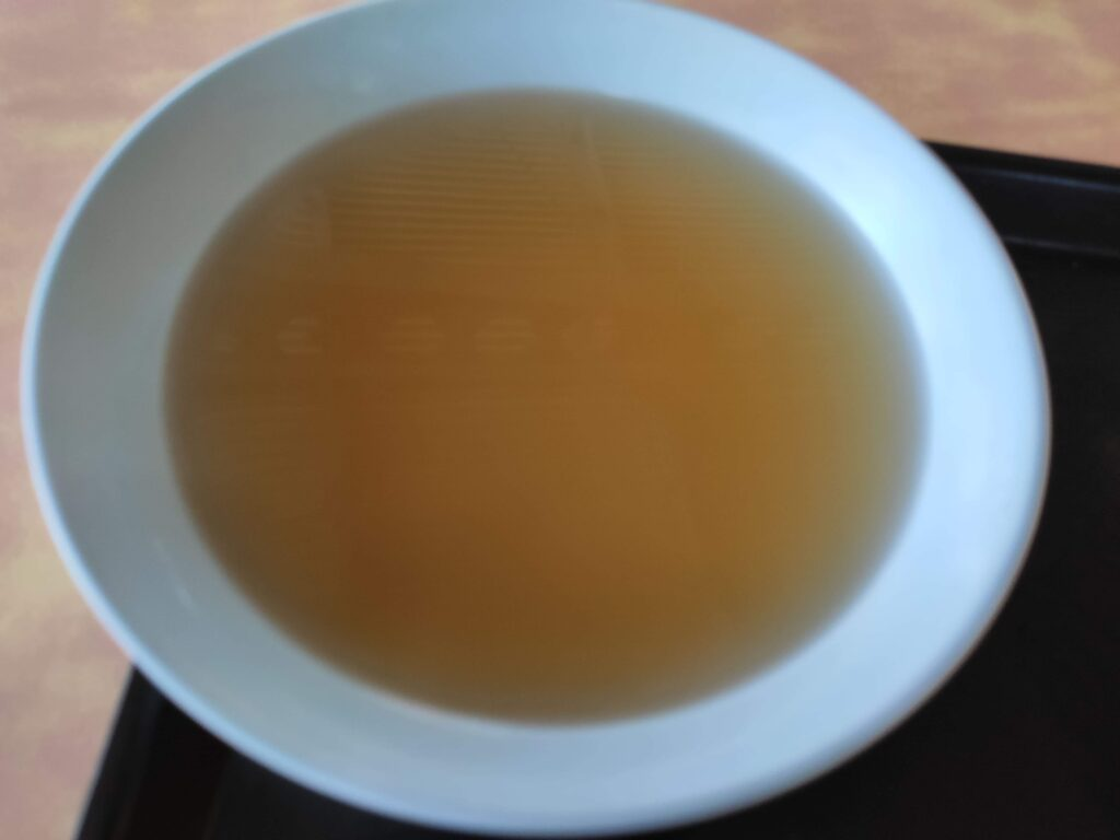 Xiang Jiang Soya Sauce Chicken: Soup