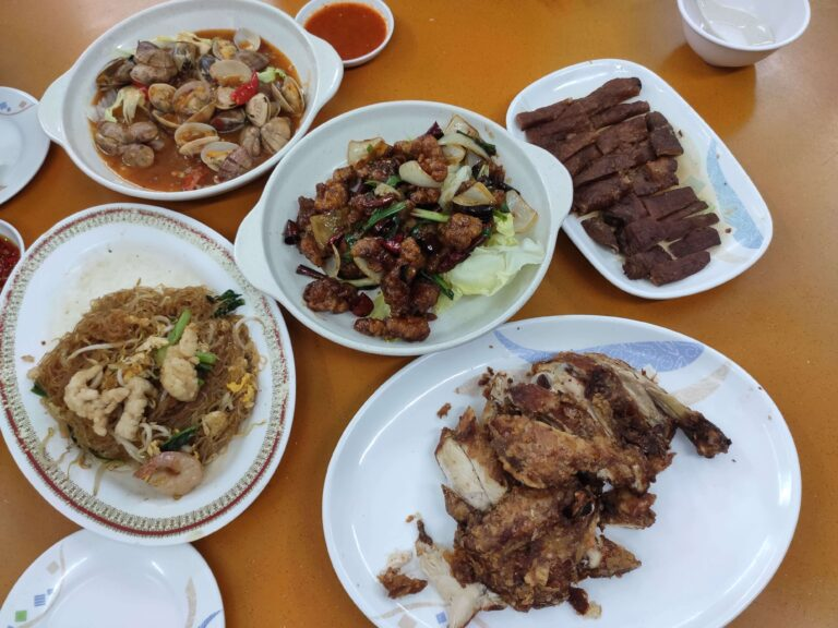 Heng Heng Seafood: Assorted Dishes