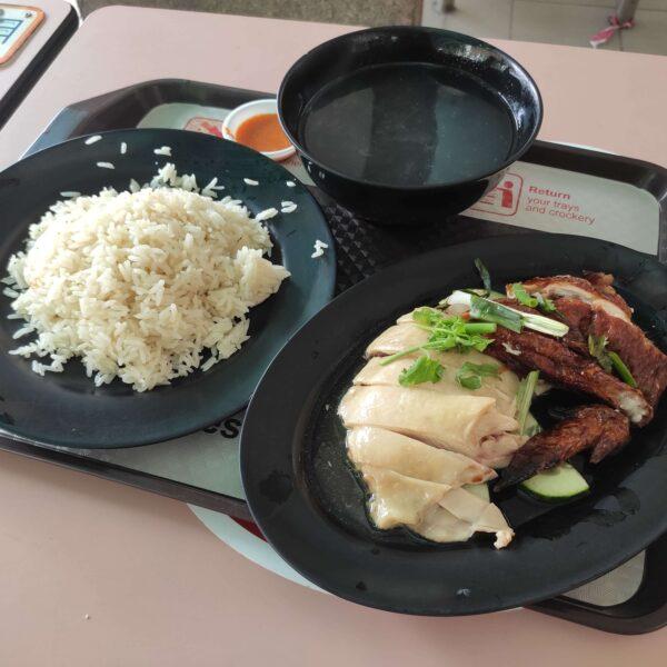 Review: Whampoa Nan Xiang Chicken Rice (Singapore)