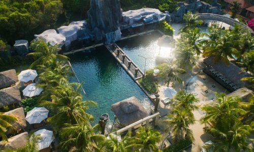 Binh Chau Hot Springs