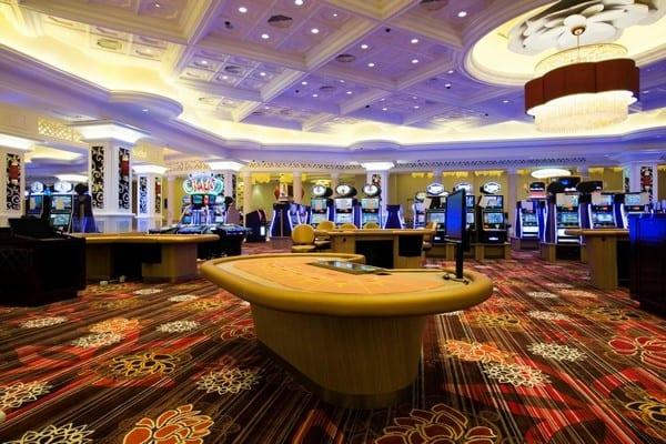 hồ tràm resort casino