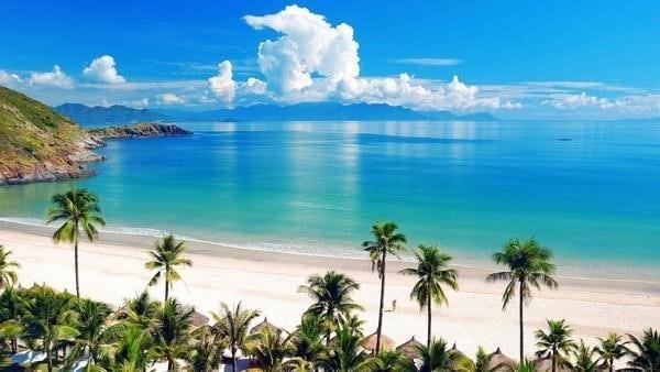 Biển Hồ Tràm ở đâu 3