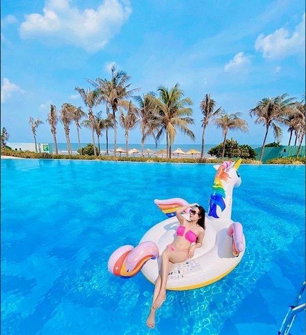 Review Hồ Tràm 4