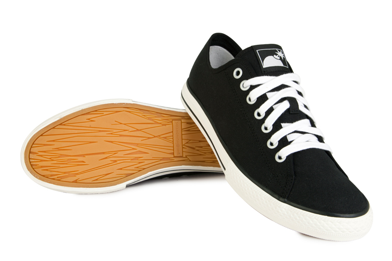 THE HUNDREDS SPRING 2012 FOOTWEAR MARCH