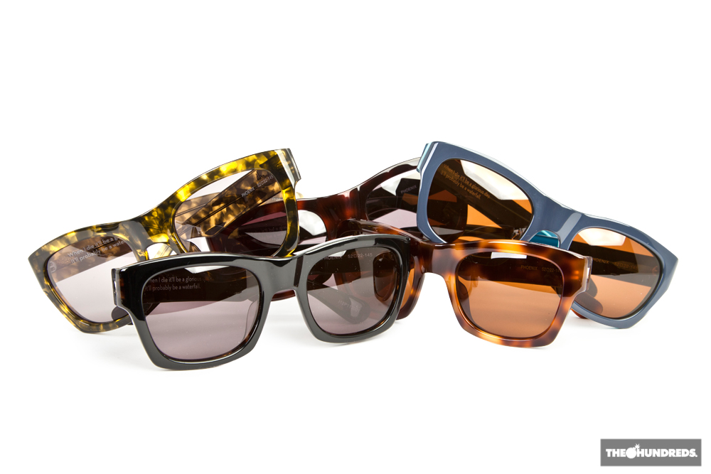91177185c02f THE HUNDREDS EYEWEAR : SUMMER 2012 - The Hundreds