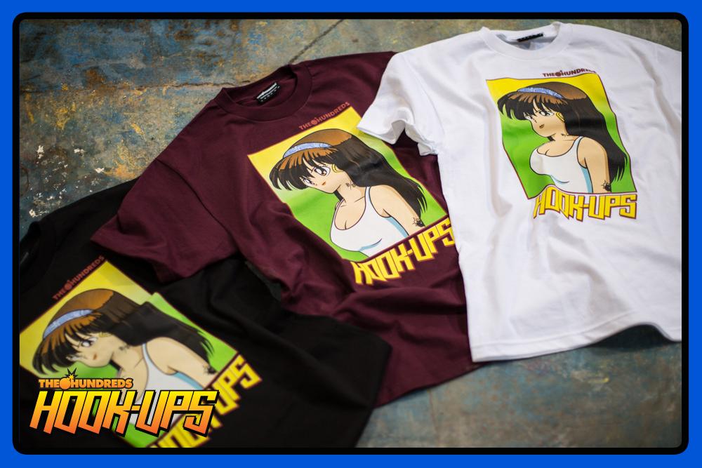 hook up skate shirts