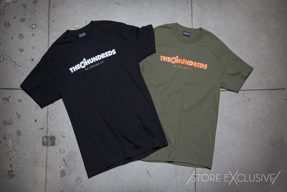 The Hundreds Spring 2013 Store Exclusives New York Address