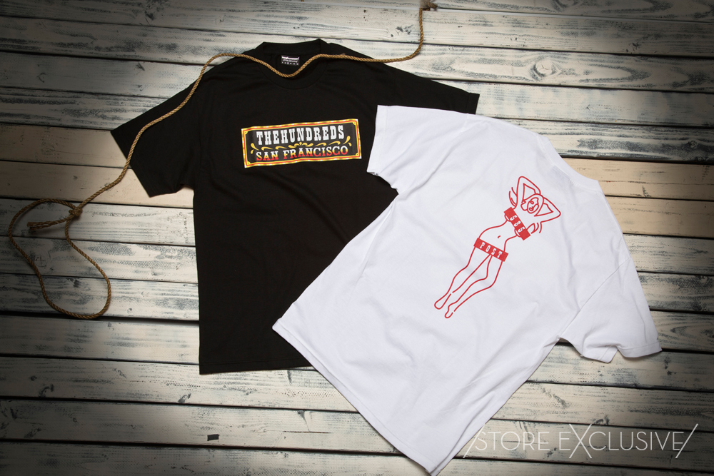 The Hundreds Spring 2013 Store Exclusives San Francisco Peep Show