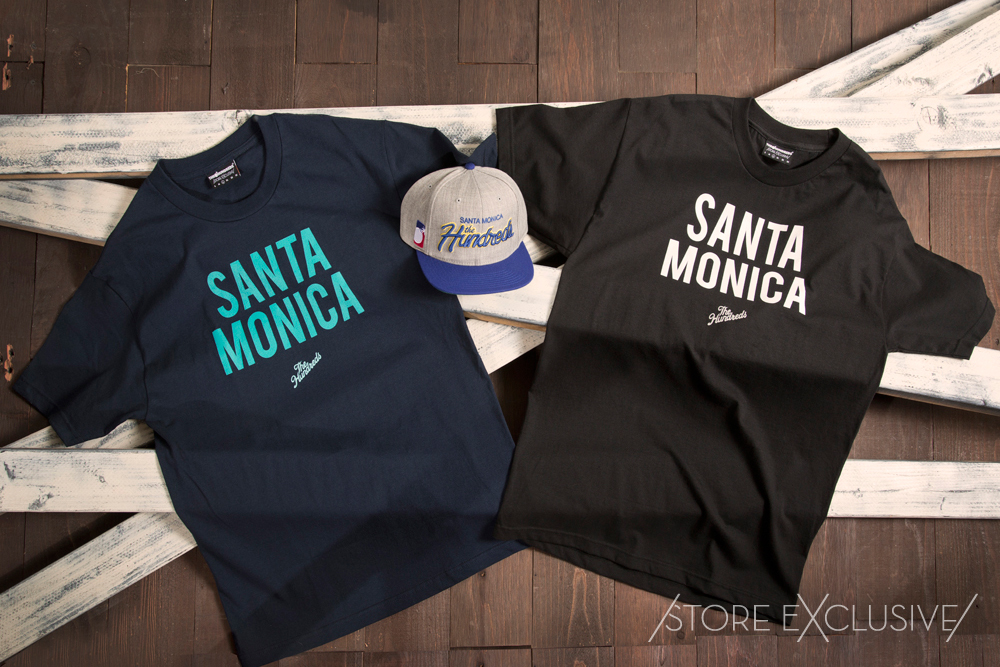 The Hundreds Spring 2013 Store Exclusives Santa Monica Test 2