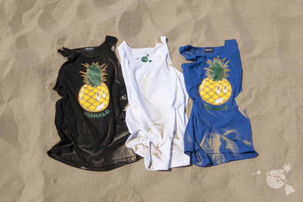 The Hundreds x Hawaii Summer 2013_Adam Pinapple Tank_5 copy