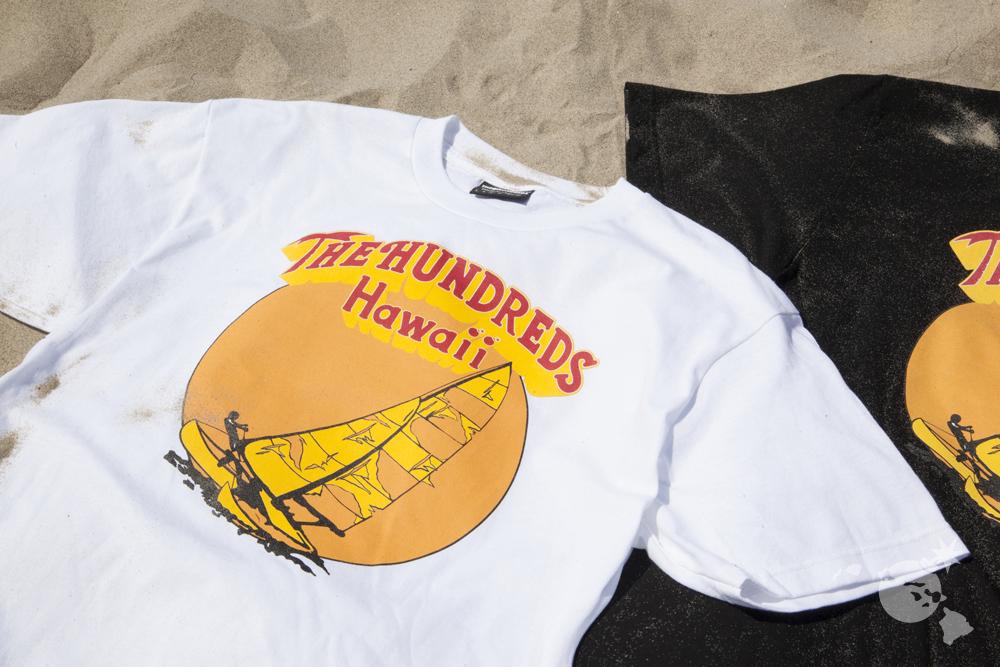 The Hundreds x Hawaii Summer 2013_Tropic Tee_2