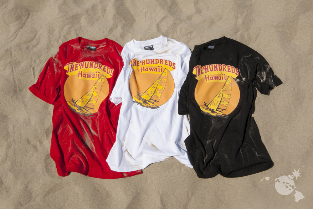 The Hundreds x Hawaii Summer 2013_Tropic Tee_3 copy
