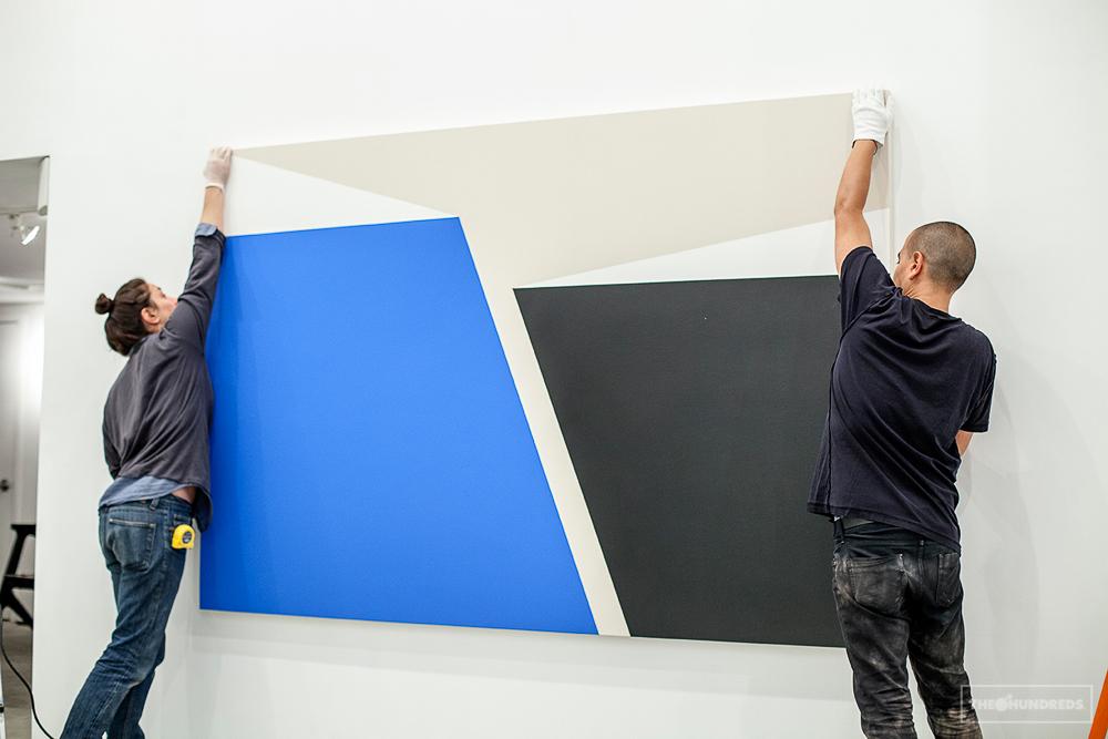 Tofer, Ar install, Lu Magnus, New York, 2013._5