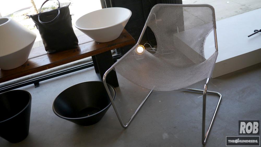 chainmail chair