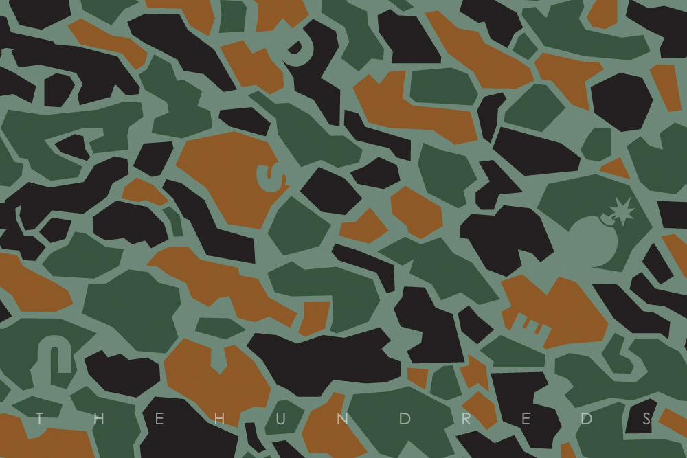 The Hundreds Fall 2013 Duck Camo Collection