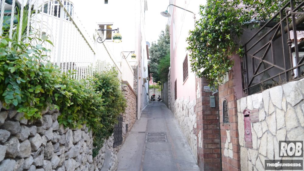 capri passageways