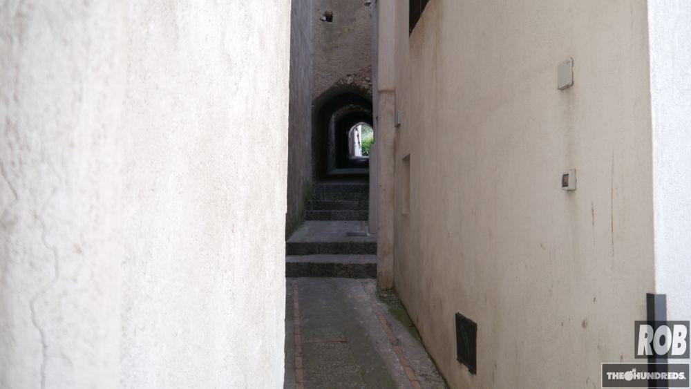 capri paths ways
