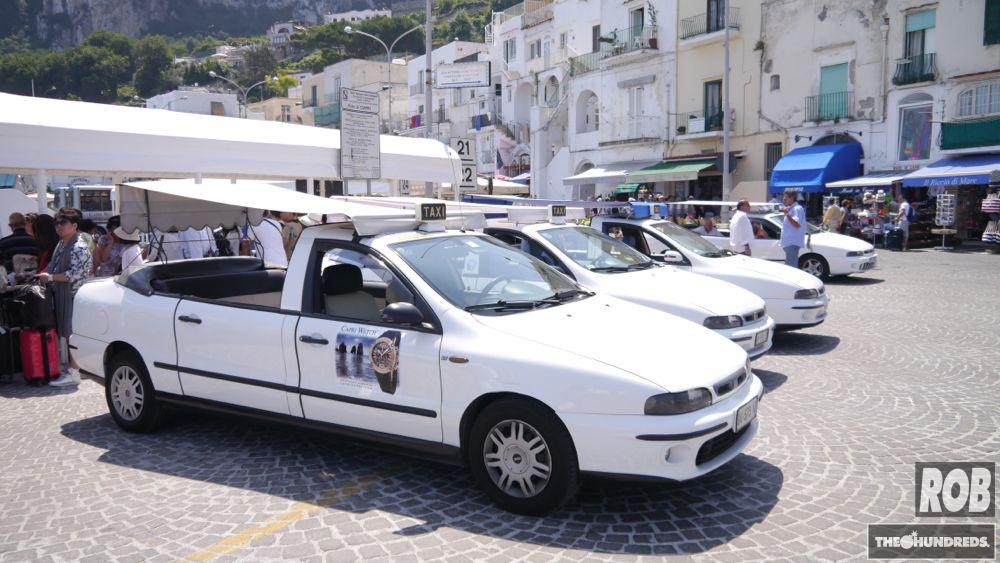 capri taxi
