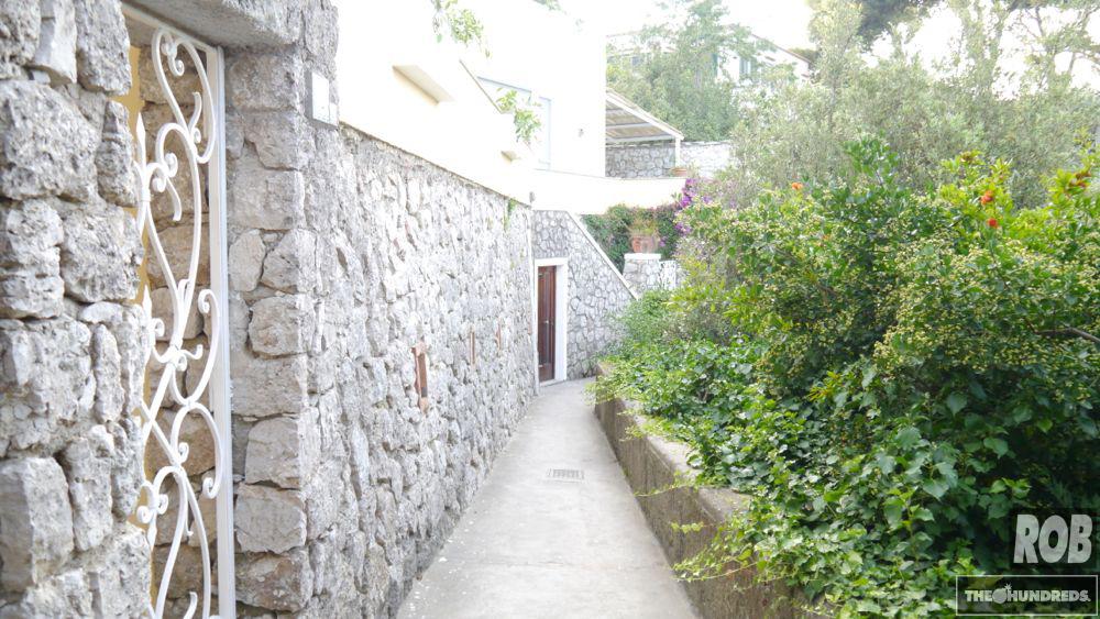 capri walkways
