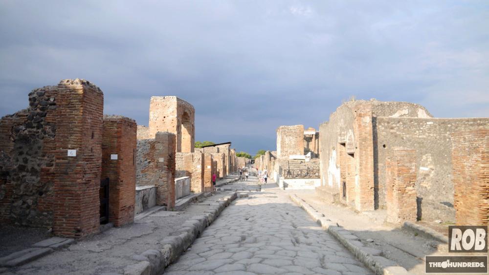 main street pompeii