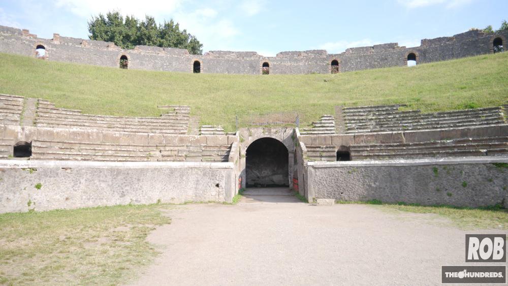 pompeii gladiator