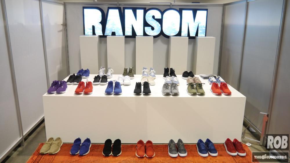 ransom footwear