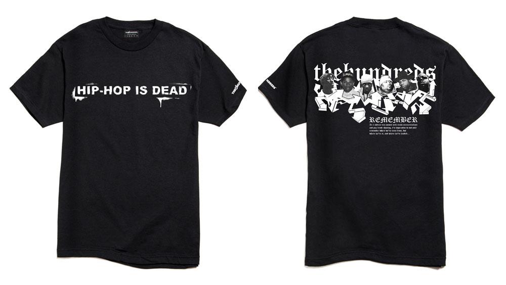 Image result for the hundreds hip hop is dead
