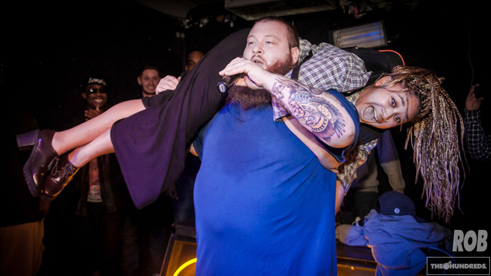 life without andy action bronson