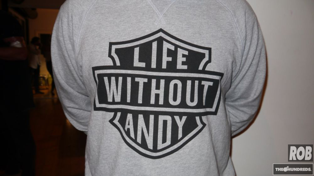 life without andy logo
