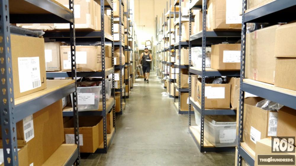 moose ltd warehouse