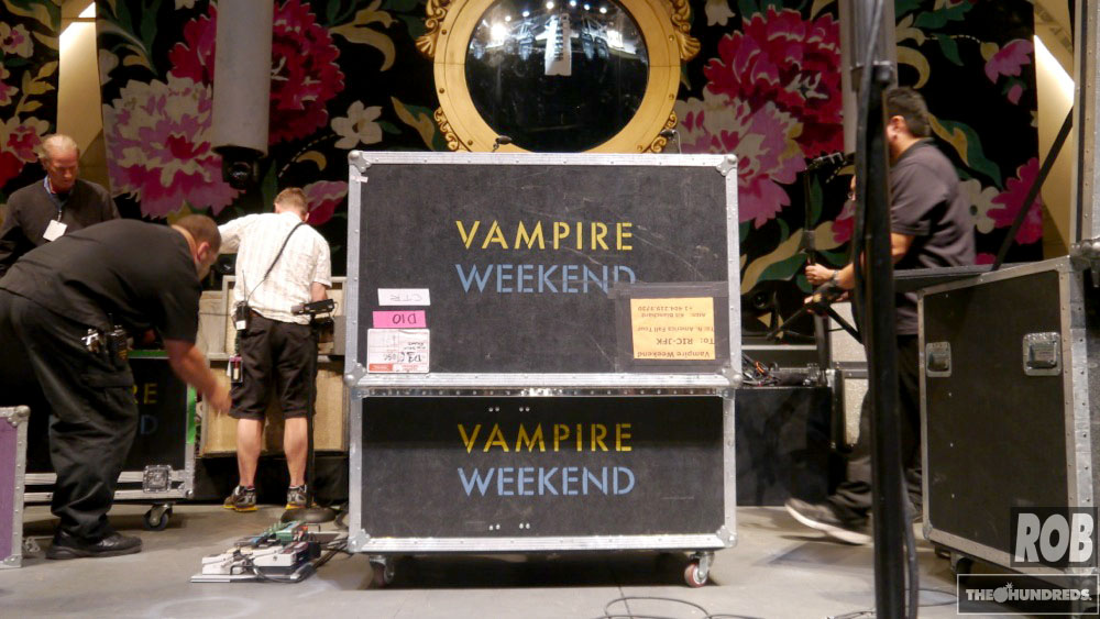 vampire weekend tour