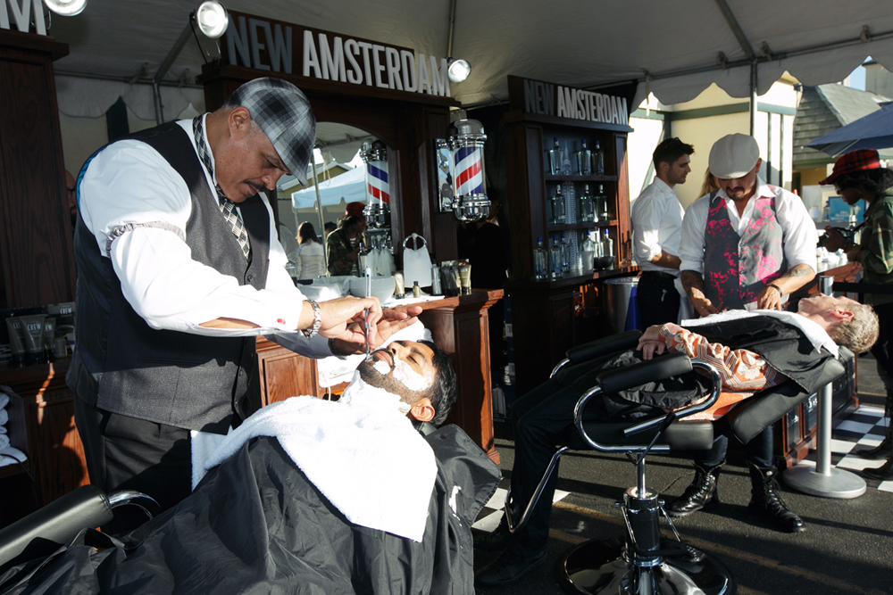 New Amsterdamn Shave Lounge_Safaeian