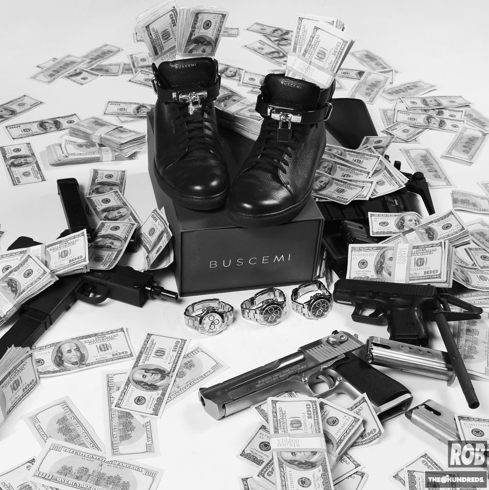 buscemi guns and money