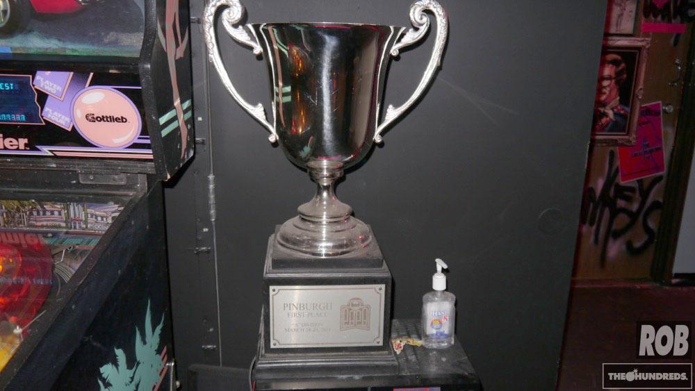 pinburgh trophy