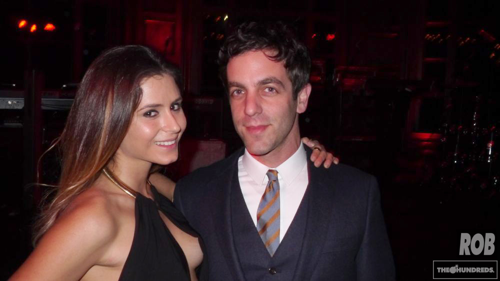 bj novak anastasia ashley