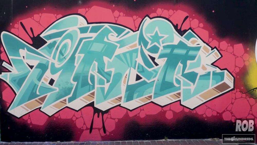 bondi mural