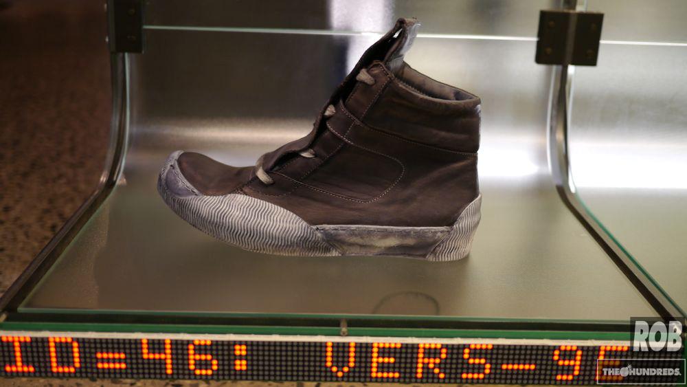 dirty sneaker