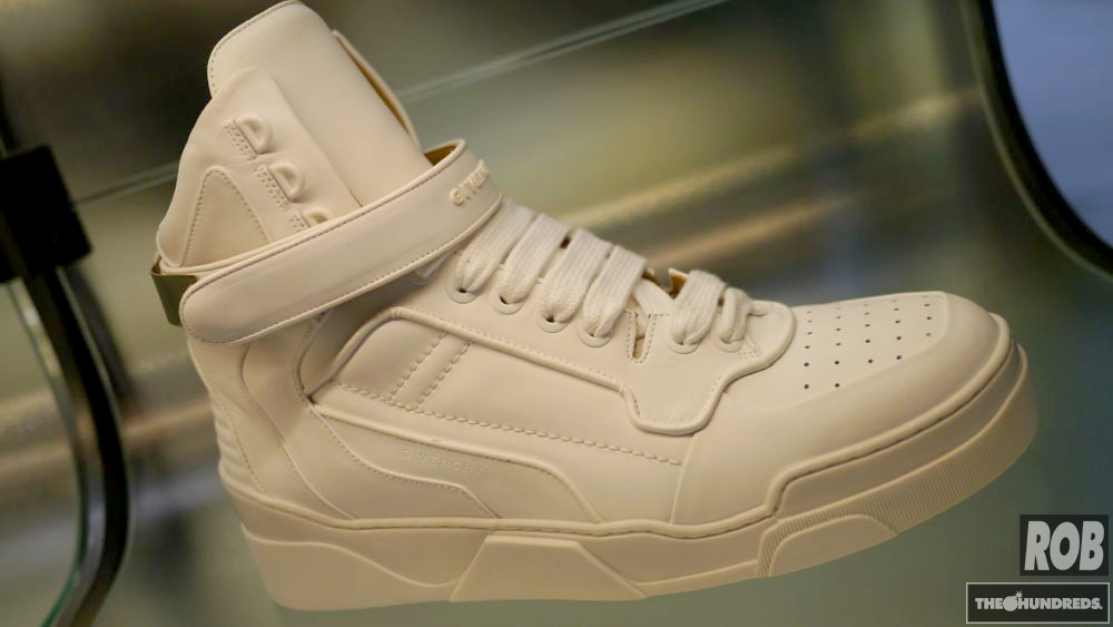 givenchy white sneaker