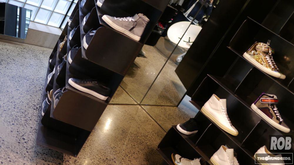 hidden dressing room