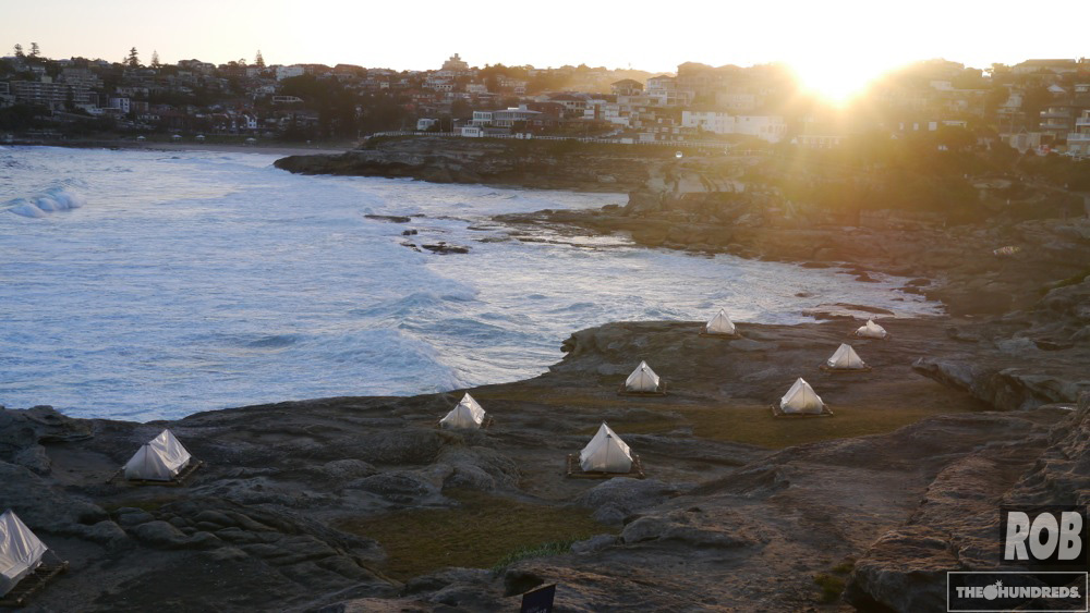 little tents bondi