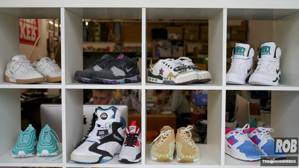 sneaker freakers