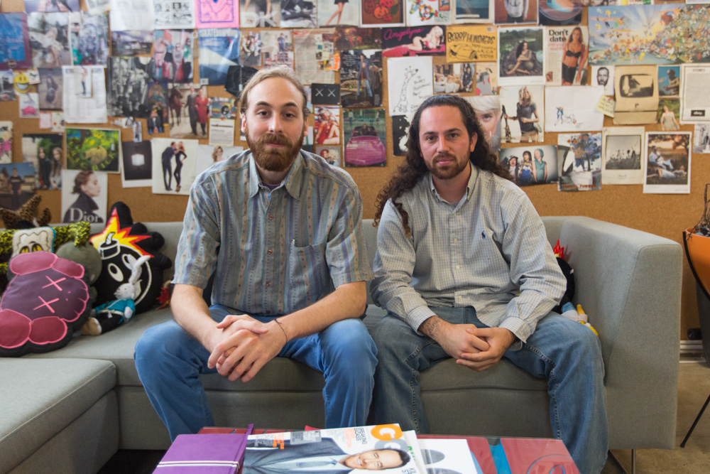 Tiimo and Richard of Those Folks - Authentic Streetwear