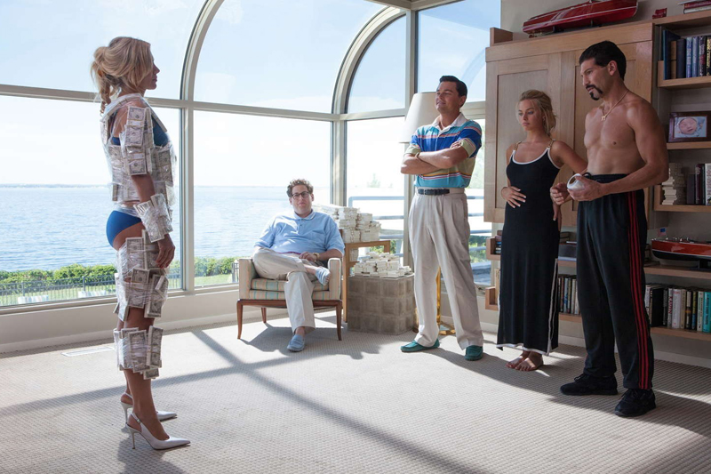 Lower than Pond Scum: The Wolf of Wall Street Reviewed - The