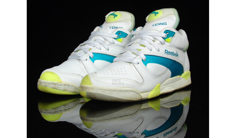 Michael Chang, Reebok, Reebok Pumps,