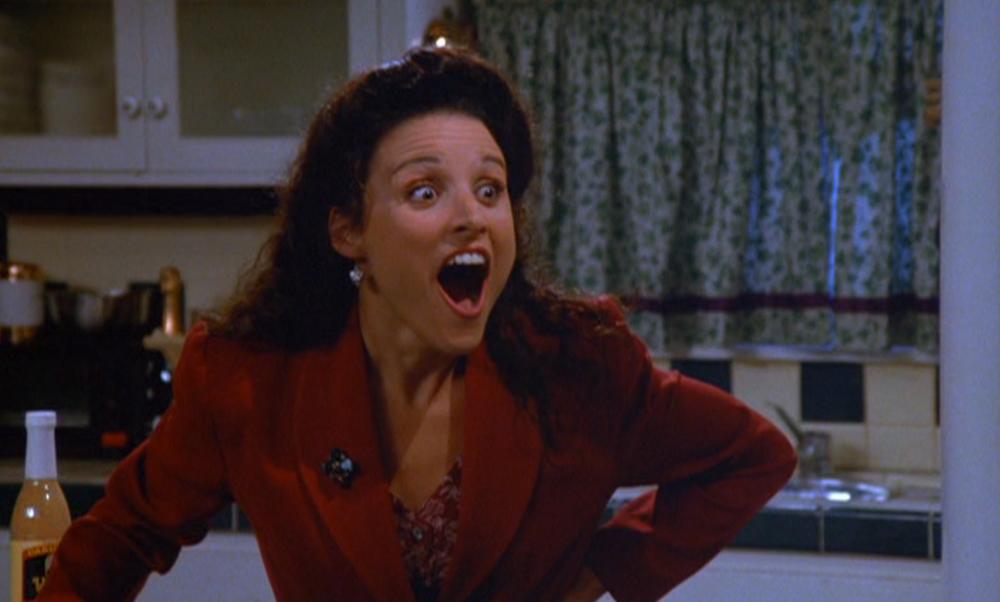 Julia-Louis Dreyfus, Elaine, Seinfeld, Elaine Benes